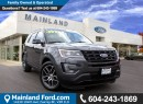 Used 2017 Ford Explorer Sport LOACL, NO ACCIDENTS for sale in Surrey, BC