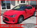 Used 2016 Scion tC DUAL SUNROOF LEATHER TOUCH SCREEN for sale in Toronto, ON