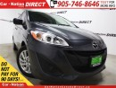 Used 2014 Mazda MAZDA5 GS| LOW KM'S| LOCAL TRADE| WE WANT YOUR TRADE| for sale in Burlington, ON