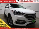 Used 2017 Hyundai Santa Fe Sport 2.4 SE| PANO ROOF| AWD| LEATHER| for sale in Burlington, ON