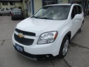 Used 2012 Chevrolet Orlando FAMILY MOVING LT MODEL 7 PASSENGER 2.4L - ECO-TEC.. BENCH & THIRD ROW.. HEATED SEATS.. KEYLESS ENTRY.. for sale in Bradford, ON
