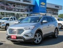Used 2015 Hyundai Santa Fe 3.3 V6, 7 SEATER, XL, CRUISE, BLUETOOTH, AND MUCH MORE for sale in Ottawa, ON