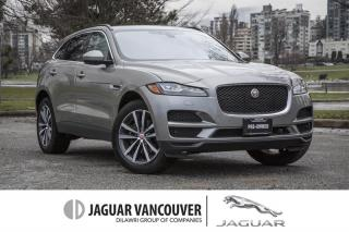 Used 2018 Jaguar F-PACE 35t AWD Prestige *Certified Pre-Owned 6yr/160,000km Warranty! All Wheel Drive! for sale in Vancouver, BC