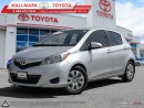 Used 2013 Toyota Yaris 5 Dr LE Htbk 4A for sale in Mono, ON