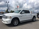Used 2014 Dodge Ram 1500 Longhorn Limited 4X4 Crew ~Nav ~RearView Camera for sale in Barrie, ON