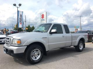 Used 2010 Ford Ranger Sport ~4.0 Liter ~Box Liner ~Super Cab for sale in Barrie, ON
