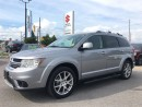 Used 2016 Dodge Journey R/T AWD ~Nav ~RearView Camera ~7-Pass for sale in Barrie, ON
