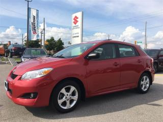 Used 2013 Toyota Matrix ~Low Km's ~Power Sunroof ~Clean Unit ~Practical for sale in Barrie, ON