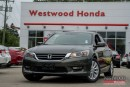 Used 2015 Honda Accord EX-L - Local, Accident Free! Warranty till 2021! for sale in Port Moody, BC