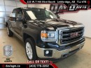 Used 2015 GMC Sierra 1500 SLT-6.2L V8, Heated/Cooled Leather, Max Trailering Package for sale in Lethbridge, AB