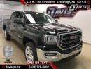 New 2017 GMC Sierra 1500 SLE-Kodiak Edition, Android/Apple Carplay, 40/20/40 Split Bench for sale in Lethbridge, AB