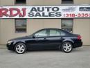 Used 2006 Hyundai Sonata GLS LEATHER ALLOYS SUNROOF for sale in Hamilton, ON