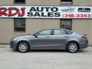 Used 2013 Ford Fusion SE ACCIDENT FREE.ONLY 48000KM for sale in Hamilton, ON