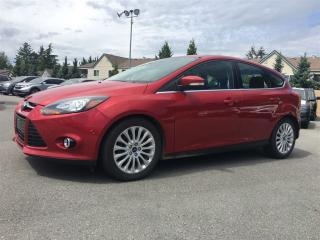Used 2012 Ford Focus Titanium for sale in Surrey, BC