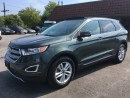 Used 2015 Ford Edge SEL. Ford extended warranty for sale in Cobourg, ON
