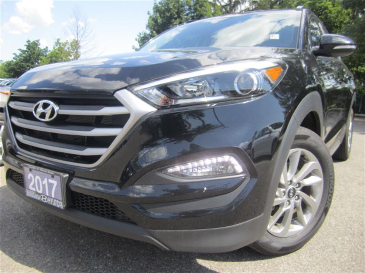 Photo of Black 2017 Hyundai Tucson