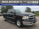Used 2016 Dodge Ram 1500 SLT 4x4 for sale in Guelph, ON