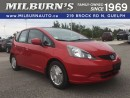 Used 2009 Honda Fit LX for sale in Guelph, ON