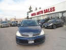 Used 2009 Nissan Versa SL  NO ACCIDENT PW PL PM  SAFETY ETEST for sale in Oakville, ON
