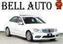 Used 2011 Mercedes-Benz C-Class 4MATIC LEATHER SUNROOF for sale in North York, ON