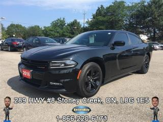 Used 2016 Dodge Charger SXT...CHARGED AND READY FOR YOU!!! for sale in Stoney Creek, ON