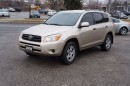 Used 2008 Toyota RAV4 4WD ~ Low KM ~ No Accident ~ Mint for sale in North York, ON