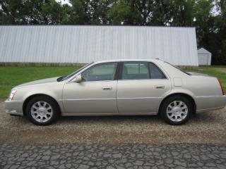 Used 2008 Cadillac DTS for sale in Melfort, SK