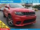 Used 2017 Jeep Grand Cherokee SRT | LAGUNA LEATHER | PANO ROOF | for sale in Burlington, ON