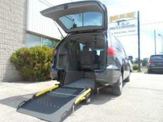 Used 2008 Toyota Sienna CE- Wheelchair Accessible Rear Entry Conversion for sale in London, ON