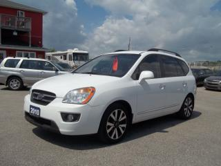 Used 2010 Kia Rondo EX w/3rd Row for sale in Orillia, ON