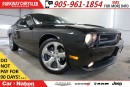 Used 2014 Dodge Challenger SUPER SPORT| NAV| 20in CHROME WHEELS| for sale in Mississauga, ON