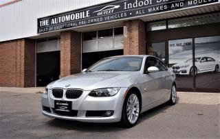Used 2009 BMW 328xi COUPE 328xi 328i xDrive NO ACCIDENT AWD SPORT PKG for sale in Mississauga, ON
