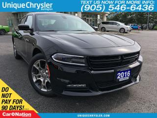 Used 2016 Dodge Charger SXT | POWER SUNROOF | OPEN SUNDAY | for sale in Burlington, ON