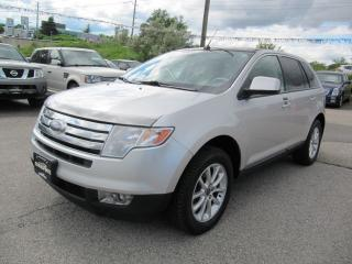 Used 2010 Ford Edge SEL LEATHER PANORAMIC SUNROOF for sale in Newmarket, ON