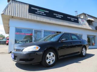 Used 2010 Chevrolet Impala 1 owner, loaded, certified for sale in Mississauga, ON