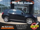 Used 2016 Chevrolet Equinox LT *A/C, Rear View Camera, Bluetooth* for sale in Winnipeg, MB