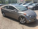 Used 2011 Hyundai Elantra GLS/ 5SPEED/ SUNROOF/ ALLOYS/ for sale in Pickering, ON