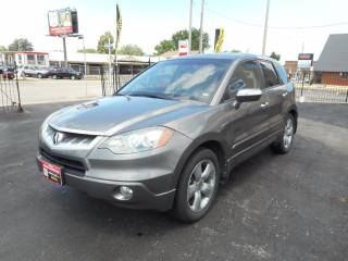 Used 2008 Acura RDX AWD for sale in Hamilton, ON