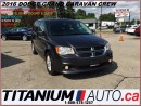 Used 2016 Dodge Grand Caravan Crew Plus+Camera+Heated Leather Power Seats+BT++++ for sale in London, ON