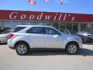 Used 2012 Chevrolet Equinox LS! CLEAN CARPROOF! for sale in Aylmer, ON