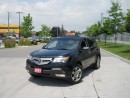 Used 2007 Acura MDX AWD, DVD,3 years warranty available for sale in North York, ON