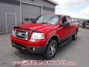 Used 2007 Ford F150 FX4 SUPERCREW 4WD 5.4L for sale in Calgary, AB