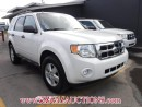 Used 2011 Ford ESCAPE  4D UTILITY AWD for sale in Calgary, AB