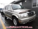 Used 2002 Suzuki XL-7 4X4 BASE 4D UTILITY for sale in Calgary, AB