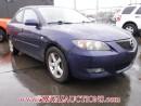 Used 2004 Mazda MAZDA3 GS 4D Sedan for sale in Calgary, AB