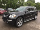 Used 2011 Mercedes-Benz GL-CLASS GL350 BLUETEC * AWD * LEATHER * NAV * DVD * REAR CAM * SUNROOF * BLUETOOTH * 7 PASS for sale in London, ON