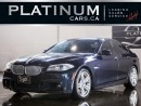 Used 2011 BMW 5-SERIES 550i xDrive, M-SPORT for sale in North York, ON