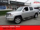 Used 2012 Honda Ridgeline Touring  AWD, NAV, ROOF, LEATHER, SIDE-STEPS! for sale in St Catharines, ON