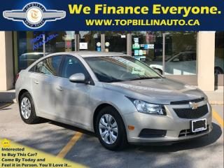 Used 2012 Chevrolet Cruze LT Turbo Auto, 2 YEARS WARRANTY for sale in Concord, ON