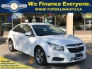 Used 2011 Chevrolet Cruze LTZ Turbo with LEATHER, 2 YEARS WARRANTY for sale in Concord, ON